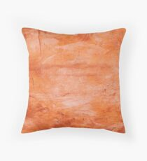 The Unfinished Canvas Throw Pillow