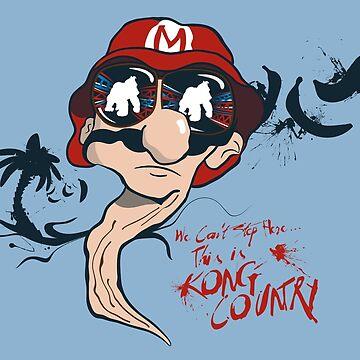 Fear and Loathing in the Mushroom Kingdom by KentZonestar