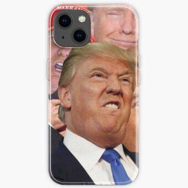 Donald Trump Collage iPhone Soft Case