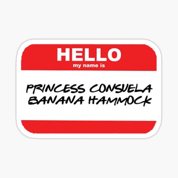 Phoebe Buffay NameTag Sticker