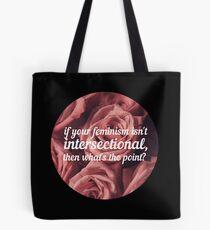 Intersektionaler Feminismus Tote Bag