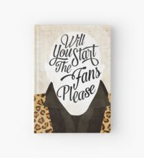 Automatic Lock-In Hardcover Journal