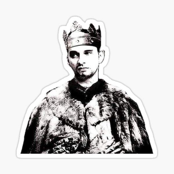 king gahan Sticker