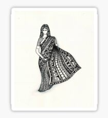 sari Sticker