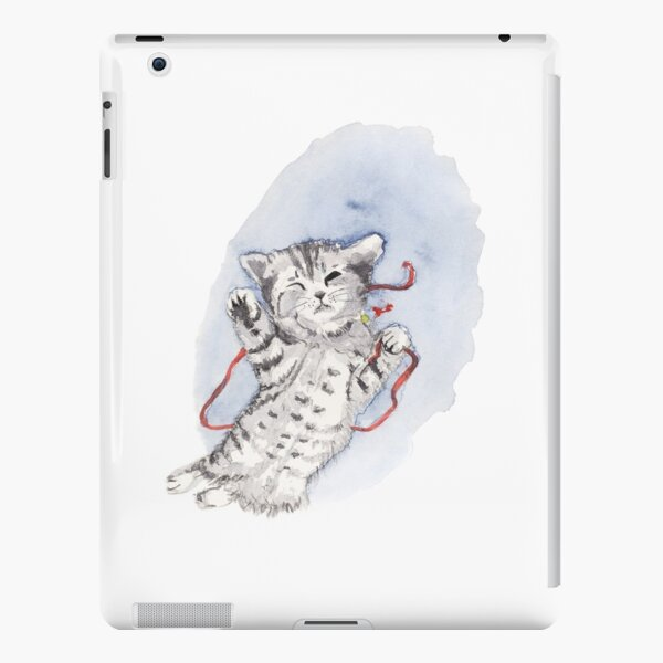 Cute Kitten iPad Snap Case