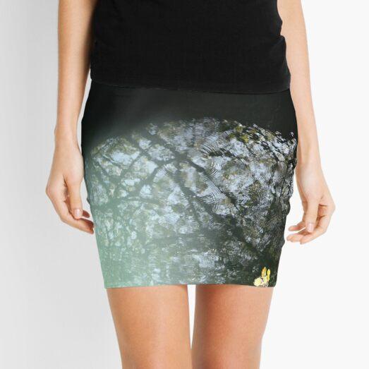 Nature Deep Within Mini Skirt