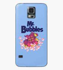 Mr. Bubbles Case/Skin for Samsung Galaxy