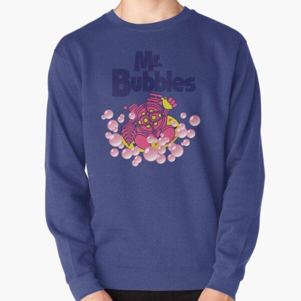 Mr. Bubbles Pullover Sweatshirt