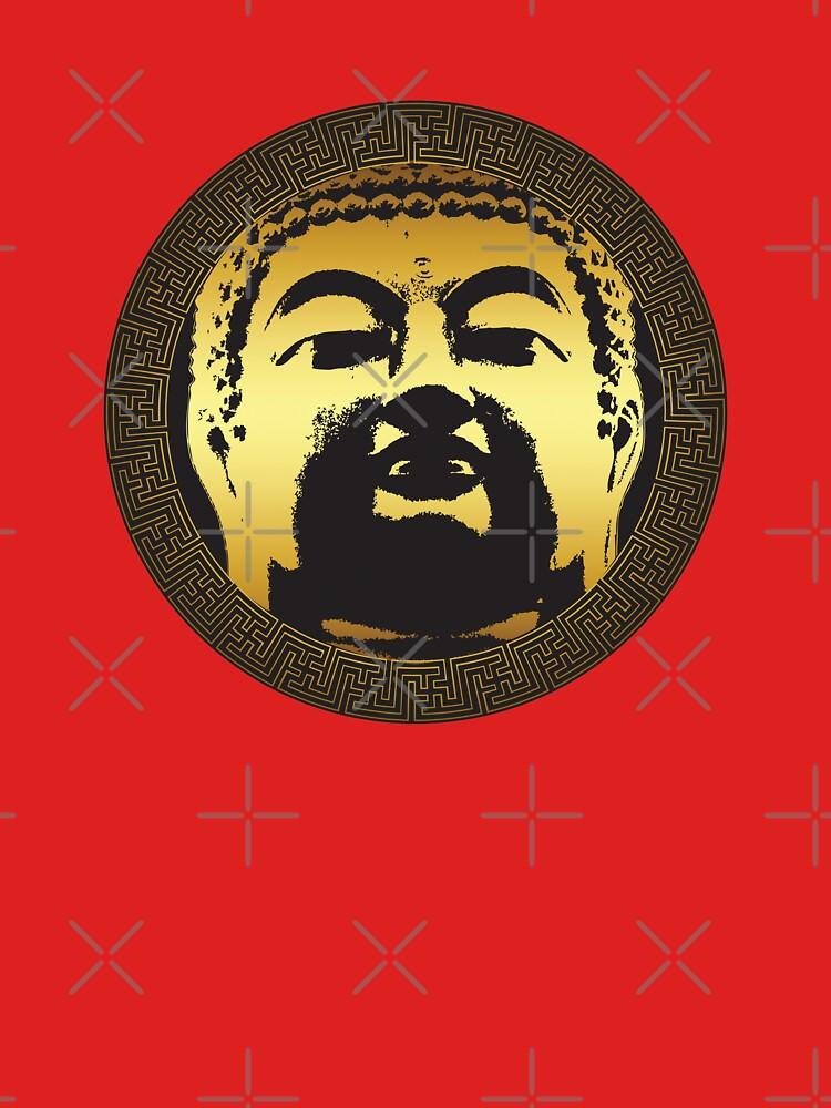 Buddha Ring by FredzArt