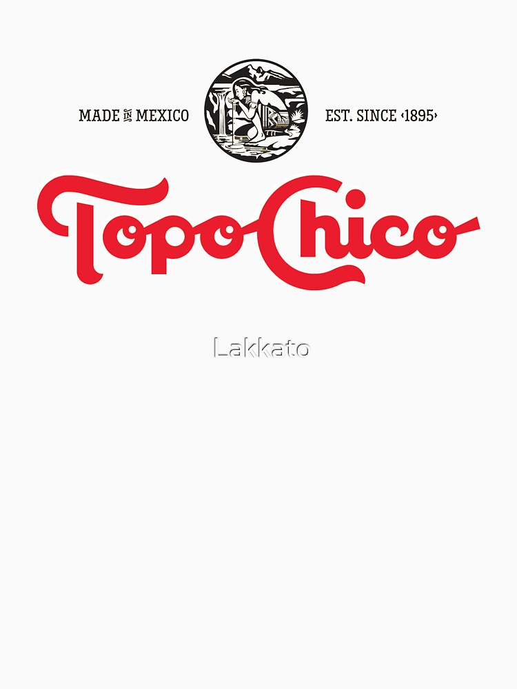 topo chico mineral water by Lakkato
