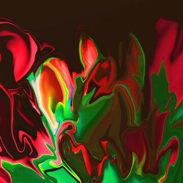 Floral by rabikhan