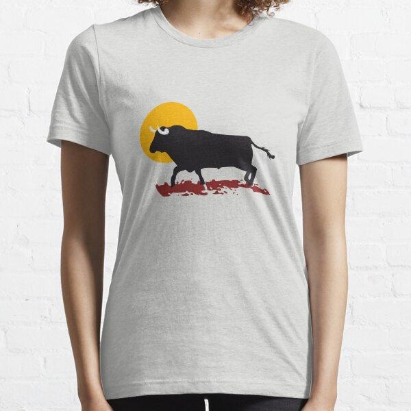 toro y sol Camiseta esencial