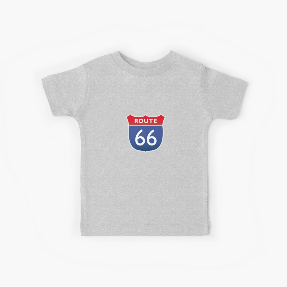 route 66 Kids T-Shirt