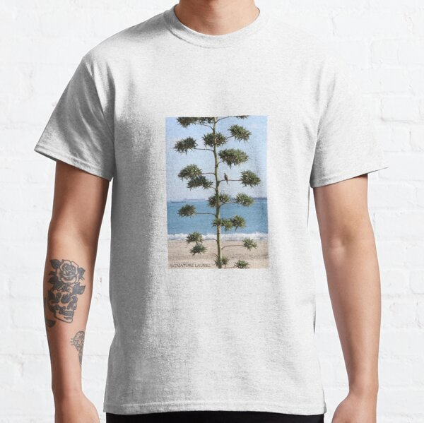A Dove on a Tree Classic T-Shirt