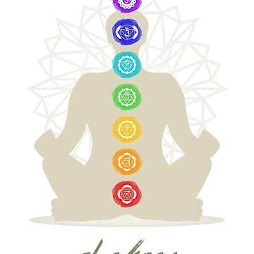 Chakras body by aduran