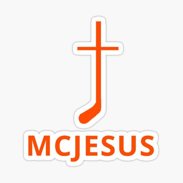 McJesus Sticker