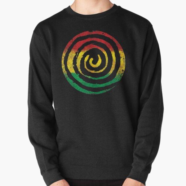 Reggae sun Pullover Sweatshirt