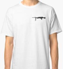 M240 Machine Gun Classic T-Shirt