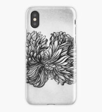 Floral, fancy A iPhone Case/Skin