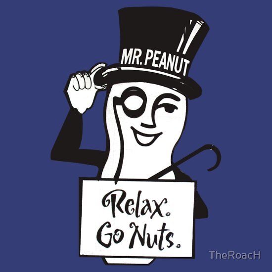 TShirtGifter presents: Mr.Peanut