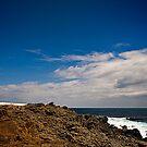 Cap de Favaritx Light Menorca by Kelvin Hughes