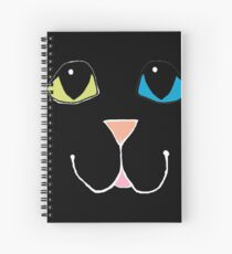 Here Kitty, Kitty ... #3 Spiral Notebook