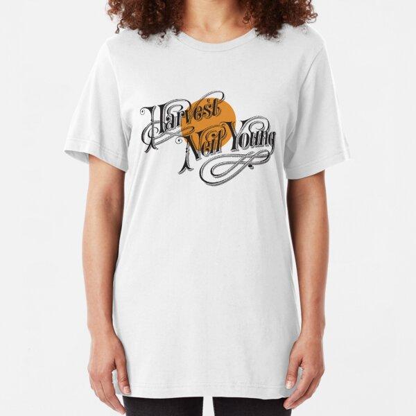 vintage retro music t-shirt Slim Fit T-Shirt
