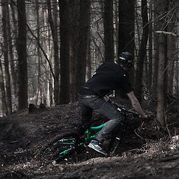 Roosting Drift by crashin