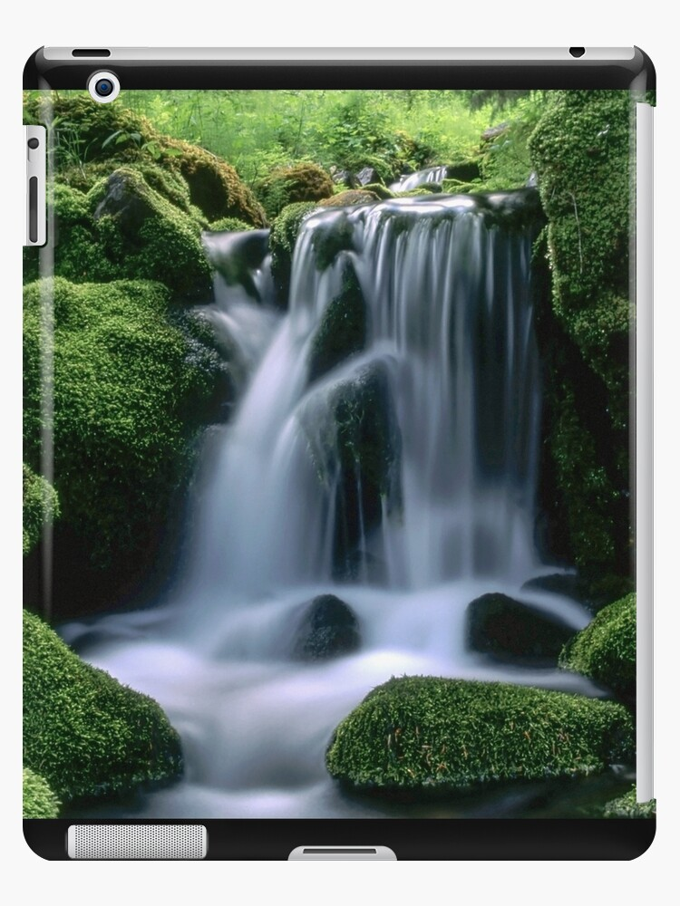 competitive price 2180f 7ca25 'Beautiful waterfall' iPad Case/Skin by IB Photography