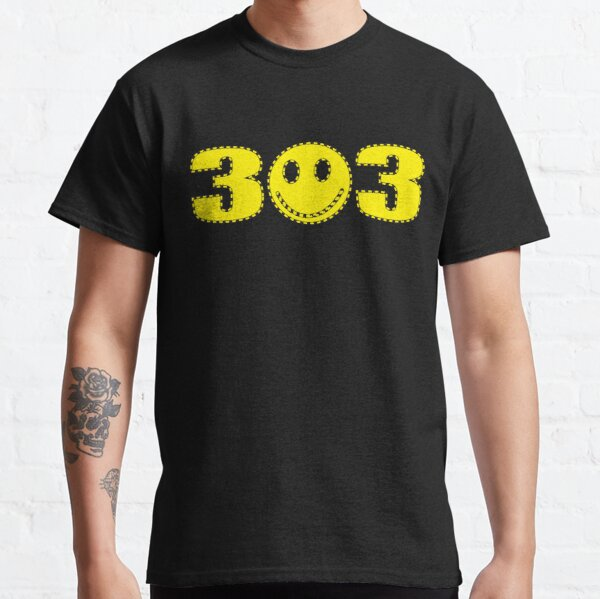 303 Smiley Classic T-Shirt