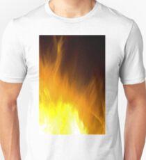 Fire Art Unisex T-Shirt