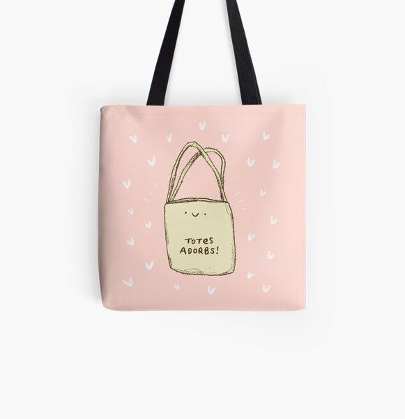 Totes Adorbs! All Over Print Tote Bag