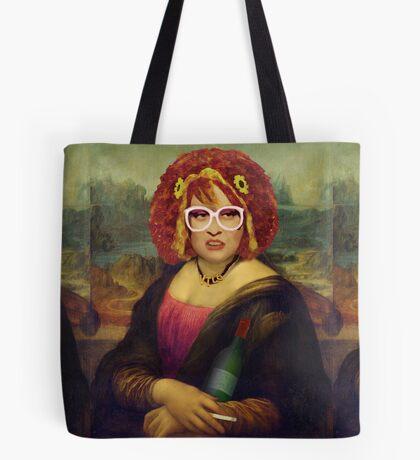 Moaner Linda (No Gold Frame) Tote Bag