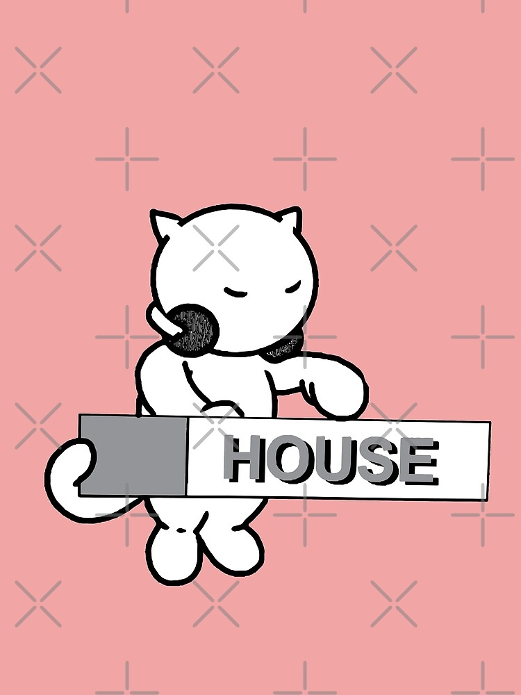 DJ House Kitty by HSOC