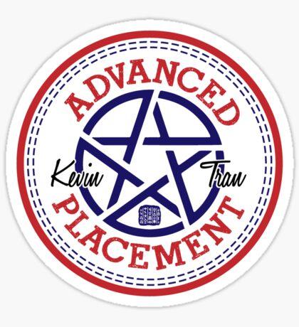 Advanced Placement  Sticker
