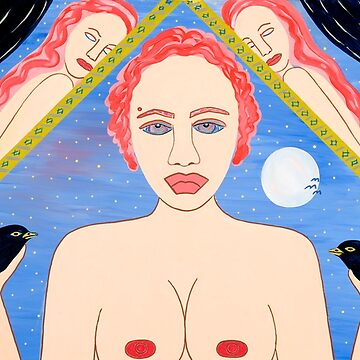 TWO AND ONE HALF NAKED WOMEN by JaneAParis