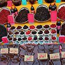 Candied Fruit Market in Tehran by signaturelaurel