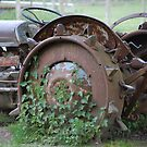 Tractor by Paul Morley