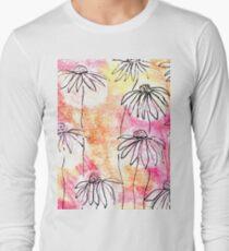 Wiesengänseblümchen Langarmshirt