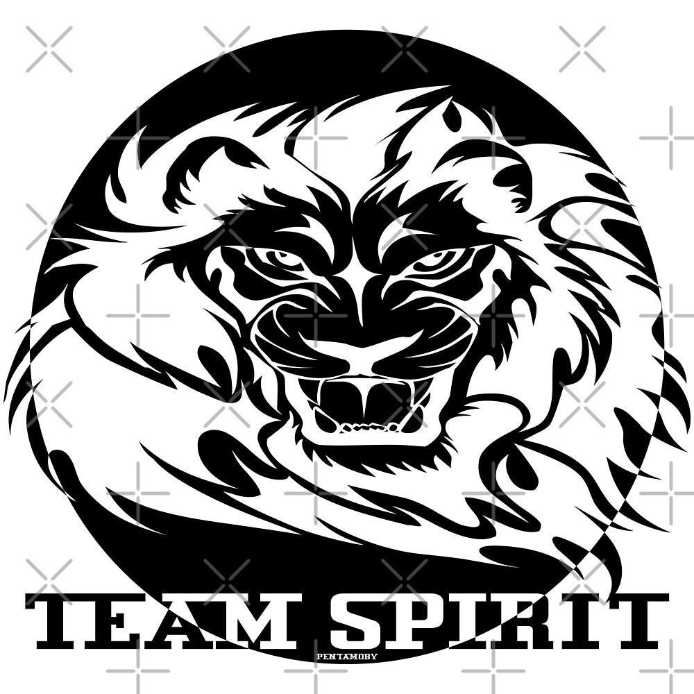 TEAM SPIRIT (b) by Pentamoby