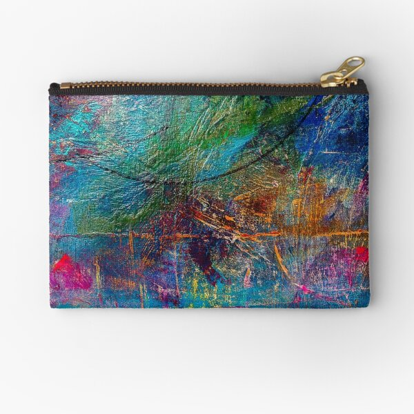 Null and Void Zipper Pouch