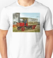 "1900 Thornycroft Steam Brewer's Wagon ""Dorothy"" Unisex T-Shirt"