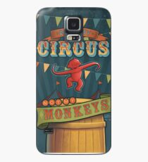 Not My Circus, Not My Monkeys Case/Skin for Samsung Galaxy