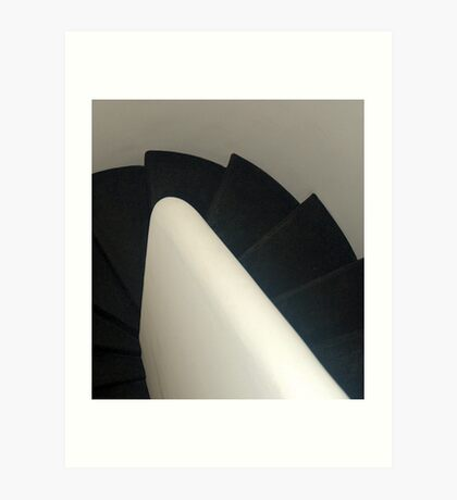 Staircase n°2 Art Print