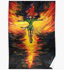 Fire Made Flesh Poster