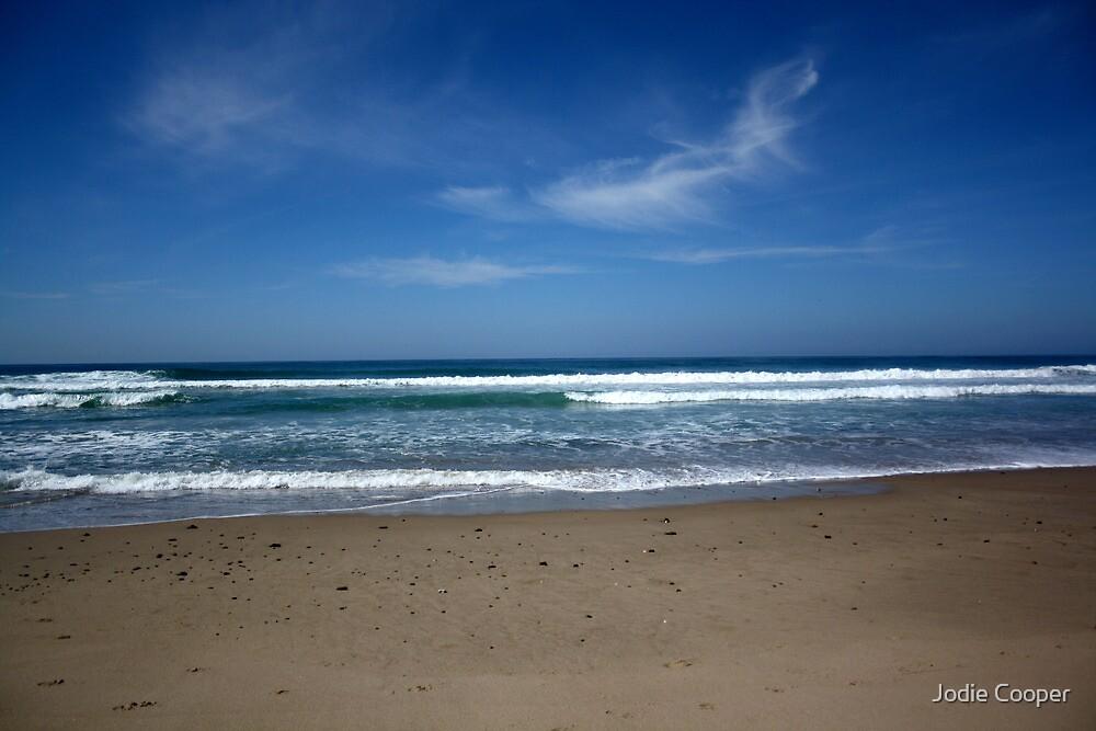 Beach # 2 by Jodie Cooper