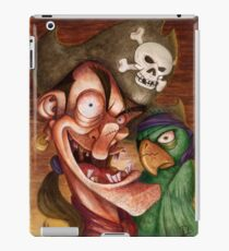 Pirates! iPad Case/Skin