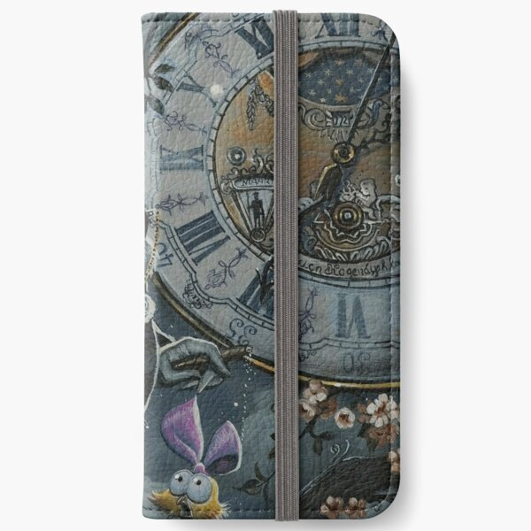 WHY WHEN & WHO iPhone Wallet
