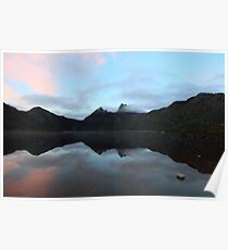 Cool Cradle Mountain Poster