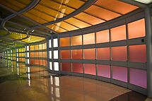 Sherbet Colored Curves by Sue  Cullumber